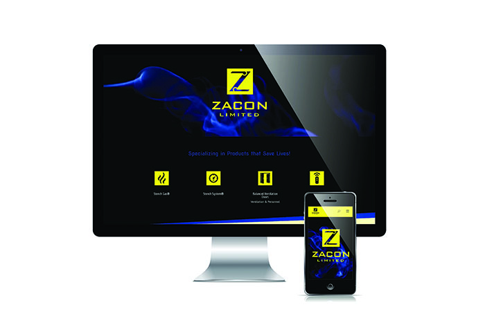 Zacon Limited Website